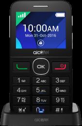 Alcatel 2008 - Adio, battery low