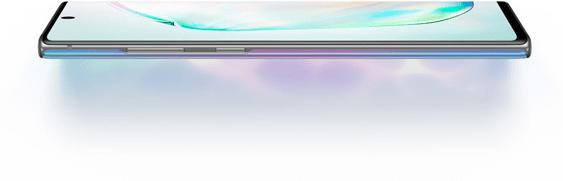 Ecranul Samsung Galaxy Note 10