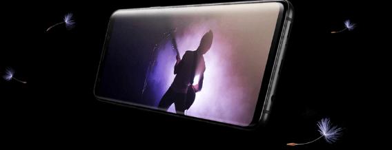 Samsung Galaxy S9 Sunet Dolby Atmos
