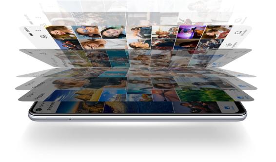 Huawei P40 Lite 5G Memorie