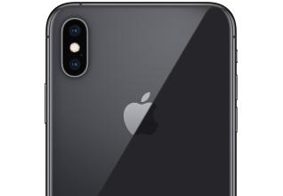 iPhone XS Max Camera spate