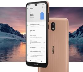 Nokia 1.3 Baterie