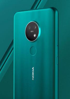 Camere Nokia 7.2