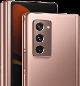 Samsung Galaxy Fold 2020 camera