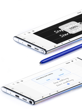 Samsung Galaxy Not 10 Plus 5g